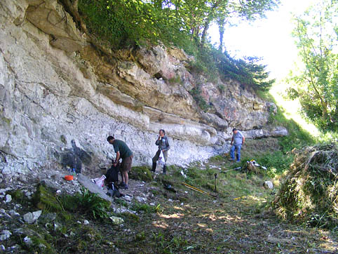 Poxwell Quarry conservation